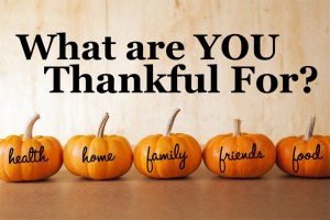 Happy Thanksgiving From Salus Realty!